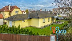 Prodej rodinného domu, 4kk, Praha 9 - Koloděje