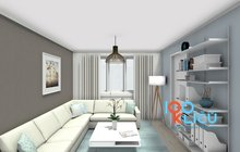 fotografie - obývací pokoj