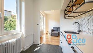 Pronájem bytu 2+1, Praha 5 - Smíchov