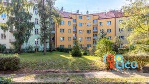 Prodej byt 1+1, 40,53m2, ulice Zákostelní, Praha 9 - Vysočany