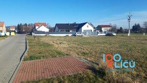 Prodej stavebního pozemku pro bydlení