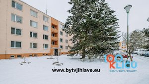 Prodej bytu 1+1, 30,9 m2, Jihlava