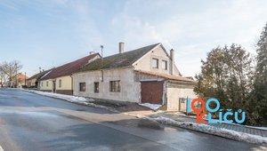 Prodej rodinného domu v obci Opočnice, okr. Nymburk