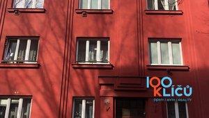 Pronájem bytu 1+1, 33,3 m2, Tusarova, Praha - Holešovice