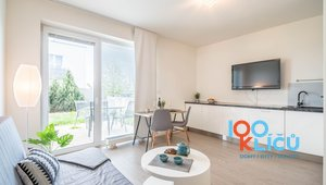 Prodej bytu 1+kk, 25m2, Praha 9 - Dolní Počernice