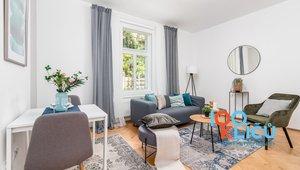 Prodej bytu 1+kk, 26,9m², ulice Na Petynce, Praha 6 - Střešovice