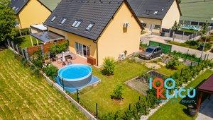 nabízí, prodej, rodinné domy,  4+1, 110m2, Korycany 117