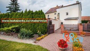 Prodej rodinného domu 6+1 se zahradou 1400 m² a bazénem, Chabařovice