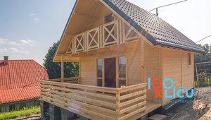Prodej novostavby rekreačního domu Hrčava