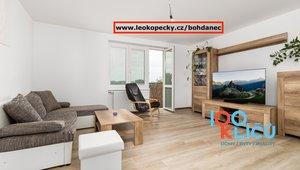 Prodej bytu 3+kk, s balkonem, Lázně Bohdaneč