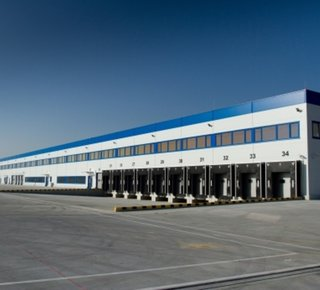 Contera Park Mošnov - Lease of warehouse and production space