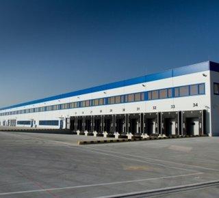 Contera Park Mošnov - Vermietung von Lager- und Produktionsflächen