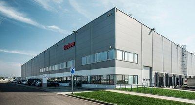 For rent - warehouses, halls, production premises - Brno - Černovické Terasy