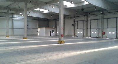 Moderní skladové a výrobní prostory, Brno - Černovické Terasy