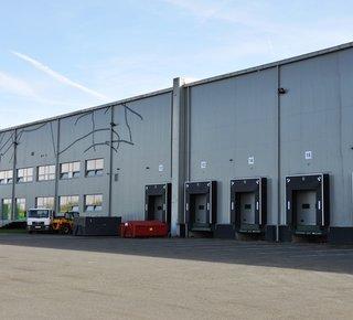 CTPark Divišov - pronájem skladových a výrobních ploch