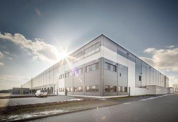 VGP Park Olomouc - Pronájem skladových a výrobních prostor
