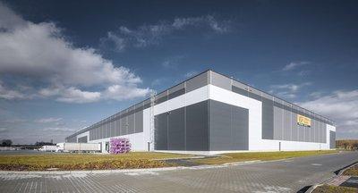 Průmyslový park Olomouc - Hněvotín (sklady a haly k pronájmu)