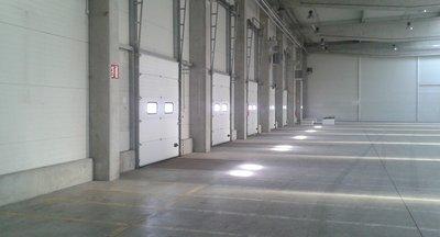 Maßgeschneidertes Lager oder Produktionsstätte - Pohořelice