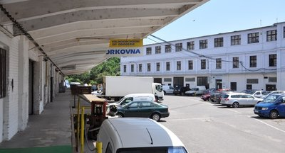 Rent - storage and production prostory- area Praha - Vysočany