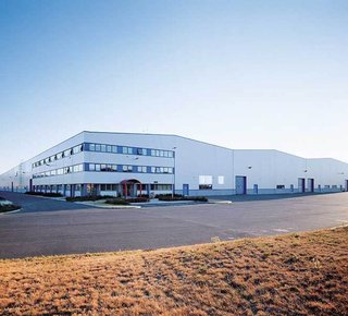 Rental of modern warehouse space / hall, production premises - region Ústí nad Labem, Czech Republic