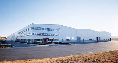 Pronájem výroba nebo moderní skladovací prostory - až 48000m2, Podbořany-  Hlubany (Louny)