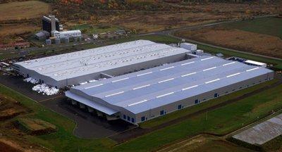 Vermietung von modernen Lagerräumen / Hallen, Produktionsräumen - Region Ústí nad Labem, Tschechische Republik