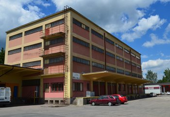 For rent: Warehouse space from 650 m2, Jihlava