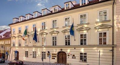 Wratislavský palác, Tržiště, Praha 1 -   Malá Strana