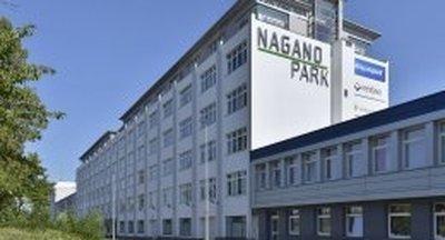 Nagano Park, U Nákladového nádraží, Praha 3 - Žižkov