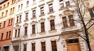 Záhřebská, Praha 2 - Vinohrady