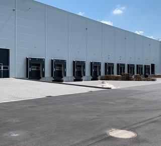 CT Park Nošovice - Pronájem skladových a výrobních prostor