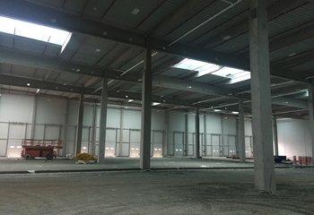Moderní skladové či výrobní prostory k pronájmu, až 13.109 m2 - Nošovice (okres Frýdek Místek)
