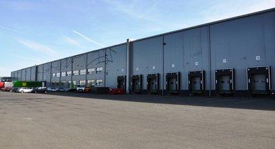 Moderní skladové či výrobní prostory k pronájmu, až 13.171 m2 - Nošovice (okres Frýdek Místek)