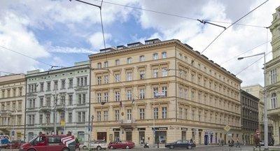Senovážné náměstí, Praha 1 - Nové Město