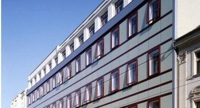 Zirkon Office Center, Sokolovská, Praha 8 - Karlín