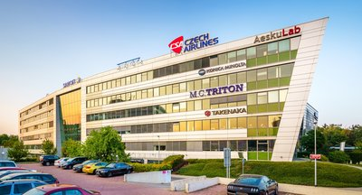 ARGO OFFICE BUILDING - Atraktivní kancelářské prostory k pronájmu 330-3700m2