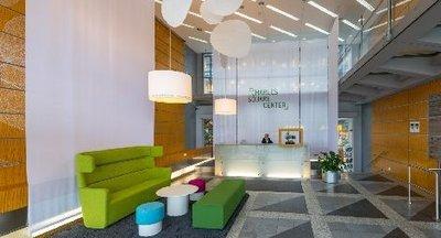 CHARLES SQUARE CENTER - Atraktivní administrativní prostory k pronájmu