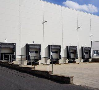 CTPark Kadaň - pronájem skladových a výrobních prostor