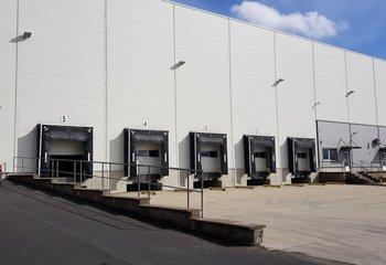 CTPark Kadaň - Vermietung von Lager- und Produktionsflächen