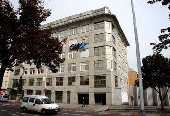 Metropolitan building, U Uranie, Praha 7 - Holešovice
