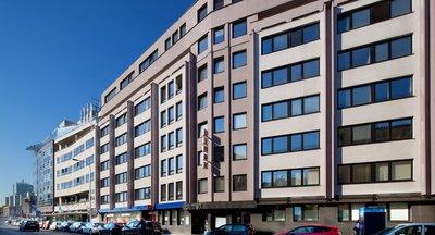 Moderní kanceláře, Na Pankráci, Praha 4