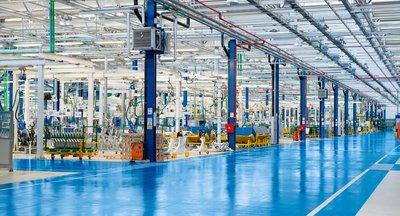 Industrial space for rent: production, storage, halls, warehouse, region Ústí nad Labem, Czech Republic