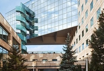 International Business Center, Pobřežní, Praha 8 - Karlín