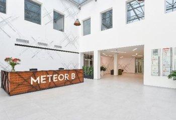 Meteor Office Park, Sokolovská, Praha 8 - Karlín