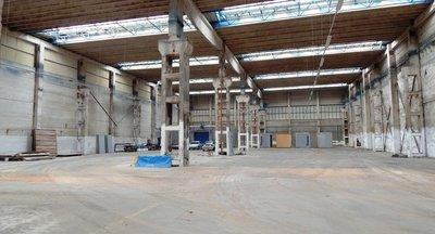 Pronájem: skladovací a výrobní prostory - Přestanov (Ústí)
