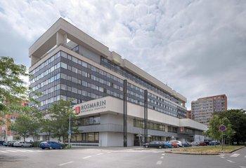 Rosmarin Business Centrum, Dělnická, Praha 7 - Holešovice