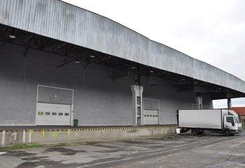 Rental of storage space, 2,000 square meters, Ústí nad Labem