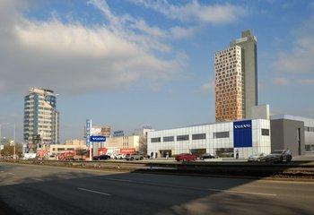 Business premises in an attractive location in Brno Heršpická
