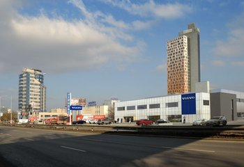 Obchodní prostory v atraktivní lokalitě Brno Heršpická