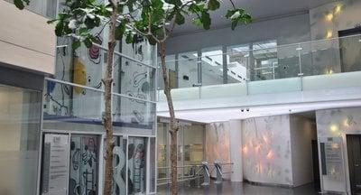 Moderní kanceláře - BB Centrum, budova Beta 304m2